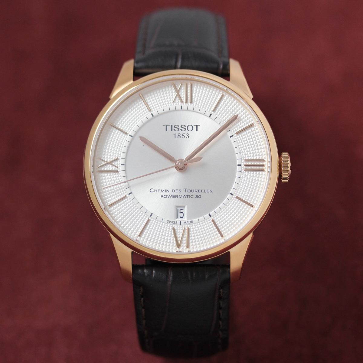 ティソ(Tissot)t0994073603800