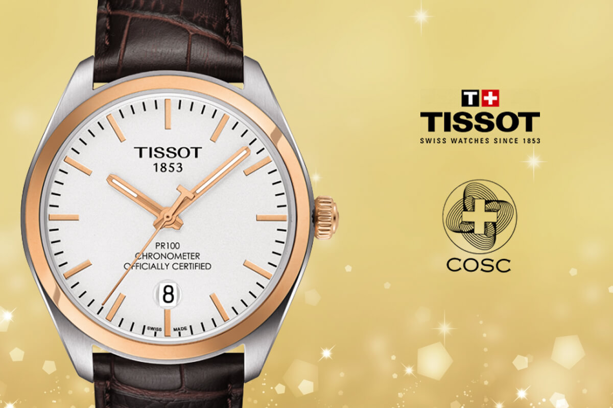 TISSOT(ティソ) PR100 メンズ T101.451.26.031.00  ムーブメントクロノメーター/クォーツ
