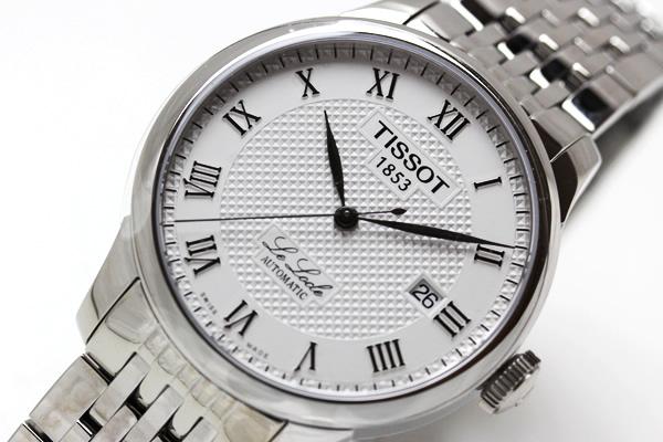 男性用腕時計 ル・ロックル ティソ