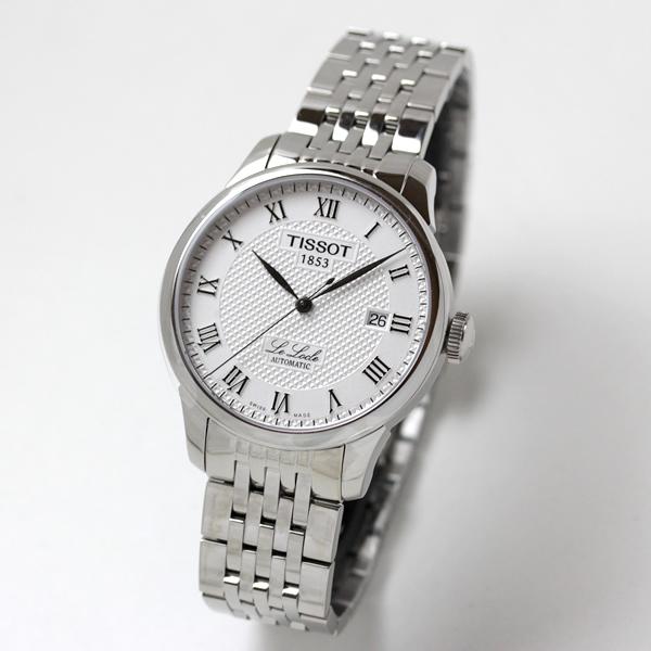 TISSOT ティソ T-CLASSIC 自動巻き 腕時計 LE LOCLE ル・ロックル t41148333