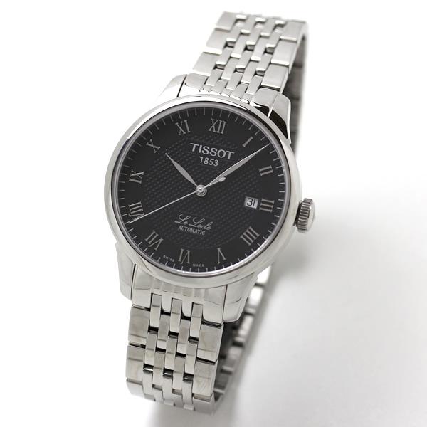 TISSOT ティソ T-CLASSIC 自動巻き 腕時計 LE LOCLE ル・ロックル t41148353