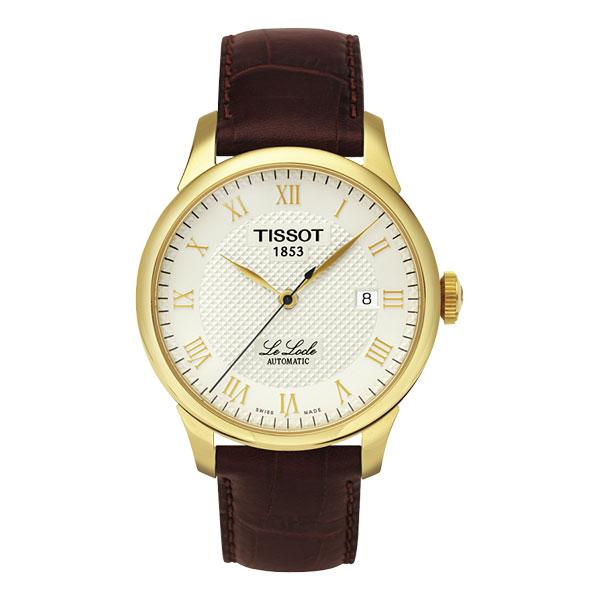 TISSOT ティソ T-CLASSIC 自動巻き 腕時計 LE LOCLE ル・ロックル t41541373