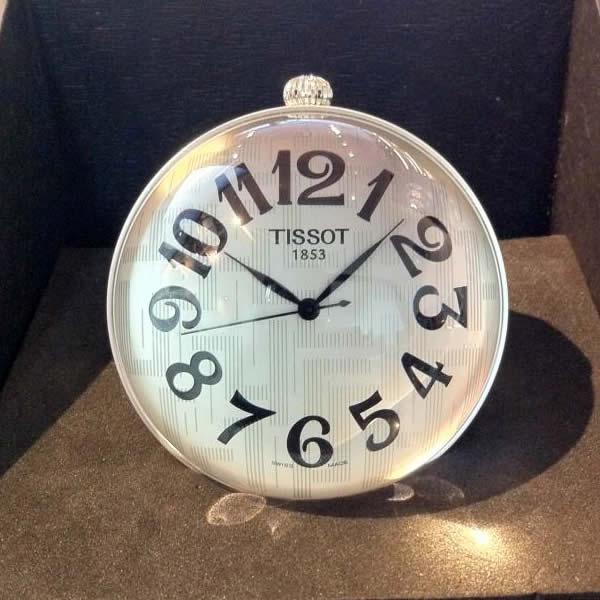 正美堂 ティソ懐中時計 正面から撮影 t82950832
