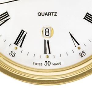 ティソ 懐中時計 デイトカレンダー
