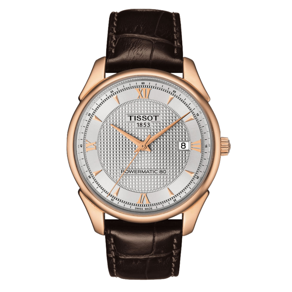 TISSOT VINTAGE AUTOMATIC パワーマティック80 ジェント T920.407.76.038.00