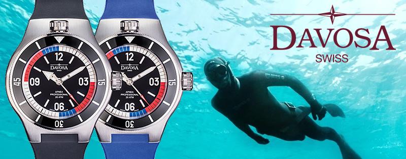 DAVOSA ダボサ 腕時計