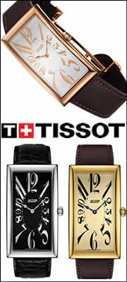 TISSOT(ティソ)腕時計 > ティソ バナナ ウォッチ