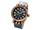 ブロンズ素材 腕時計