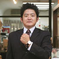 インターネット事業部「ラヘン」スタッフ 合田 圭四郎