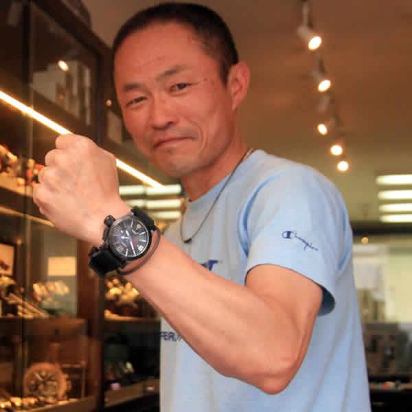 MTM腕時計お買上げいただきました石川様