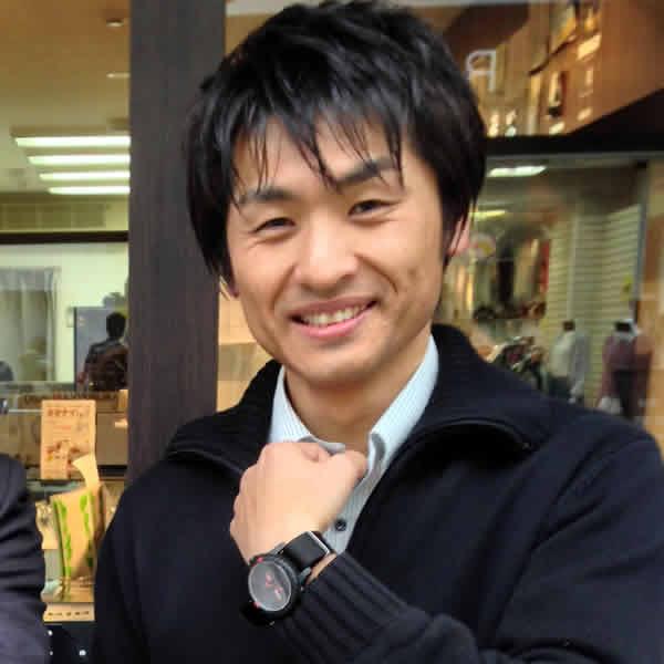 トレーサー腕時計をお買い上げいただきました石川 様