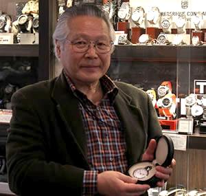 マーヴィン懐中時計をお買い上げいただきましたお客様の声