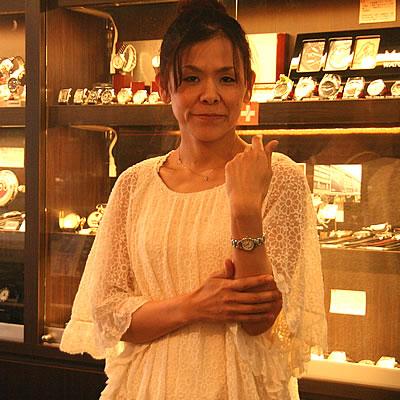 フレデリックコンスタント/ジュニアレディース/200M1ER6B腕時計 をお買い上げいただきました山口 真美様