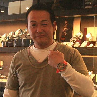 ボストーク・ヨーロッパ アンチャール Submarine チタニウムモデル メンズ腕時計をお買い上げいただきました吉村 信隆様