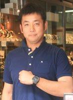 MTM腕時計お買上げいただきました高芝様
