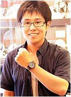 フレデリック・コンスタント腕時計お買上げいただきました