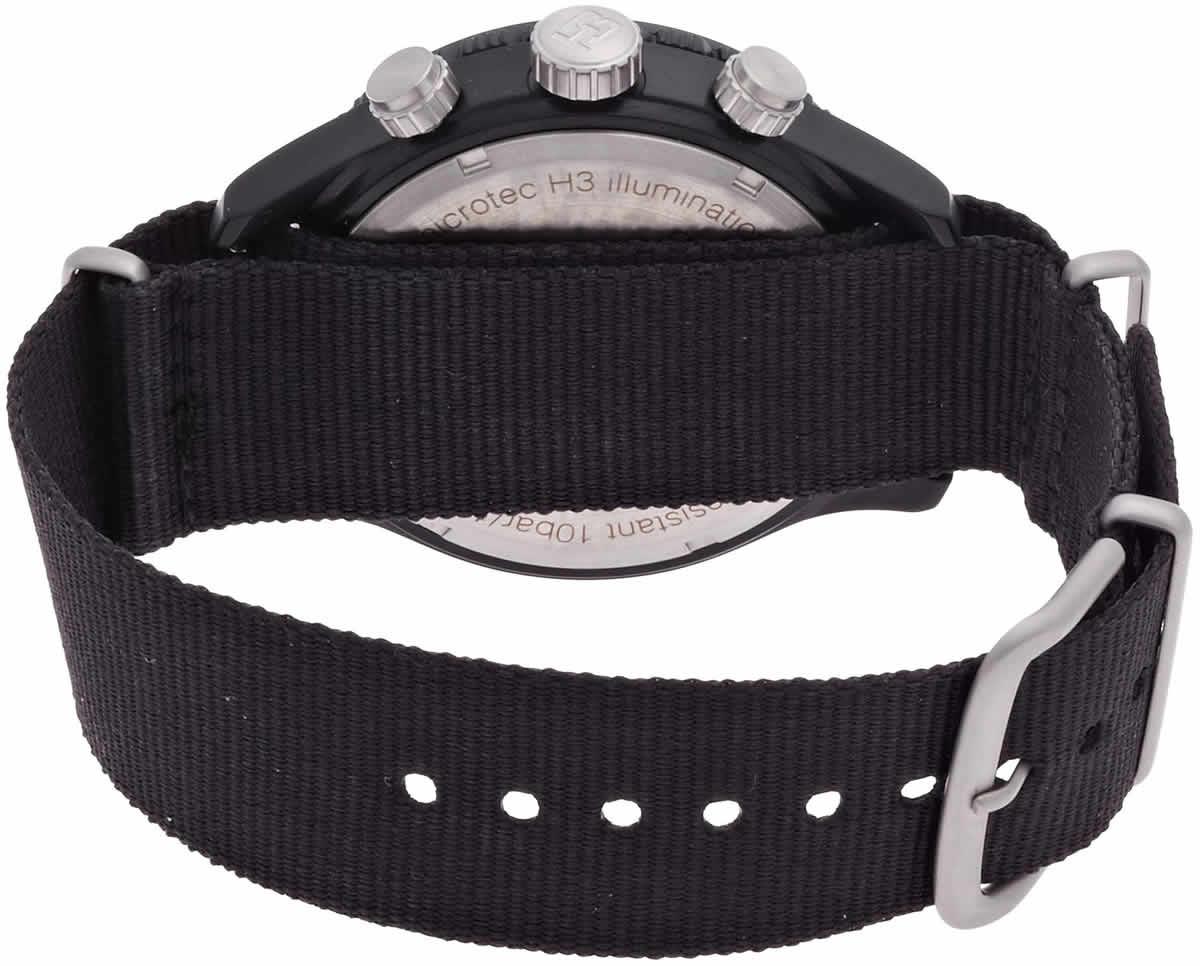 トレーサー オフィサークロノグラフ 腕時計