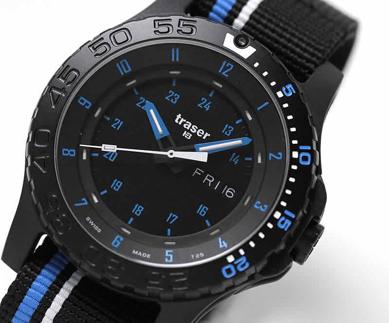 トレーサー腕時計 MIL-SPEC