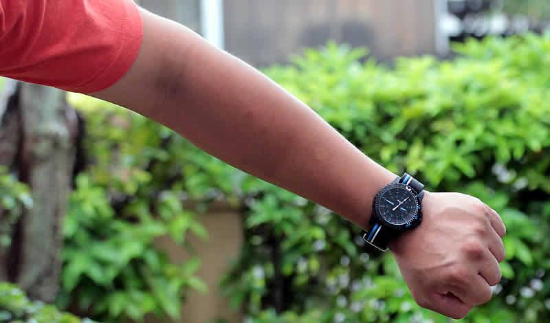 男性 メンズ 腕時計 ミリタリー