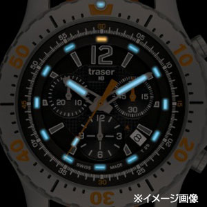 トレーサーエクストリーム・スポーツ 暗所でも高い視認性を確保するTRASERシステム
