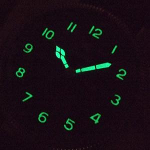 tチュチマ腕時計 スーパールミノバインデックス