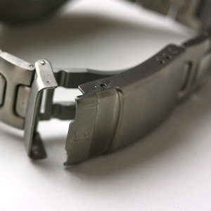 TUTIMA 腕時計 ピュアチタンベルト