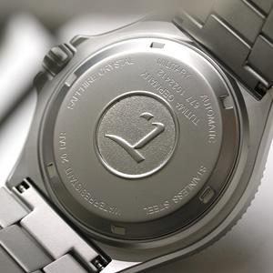 チュチマ TUTIMA 腕時計 677-05 裏ぶた