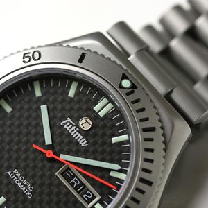 チュチマ TUTIMA 腕時計 677-05 ベゼル