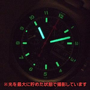 チュチマ腕時計 スーパールミノバインデックス