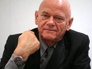 TUTIMA チュチマ バーゼルワールド ディーター・デレカーテ氏