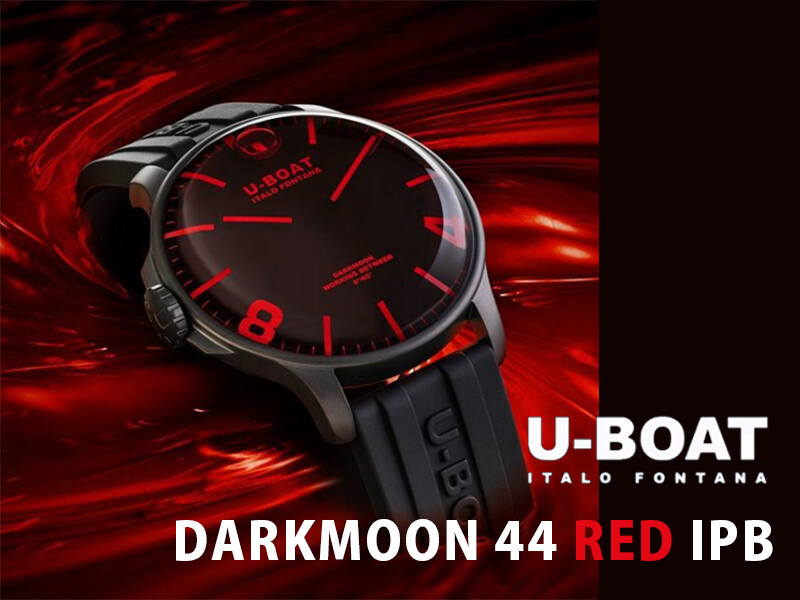 U-BOAT(ユーボート)/ダークムーン(DARKMOON 腕時計