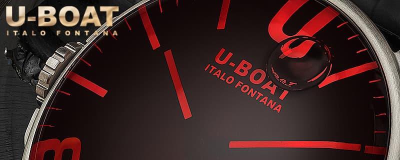 U-BOAT(ユーボート) 腕時計 イタリア