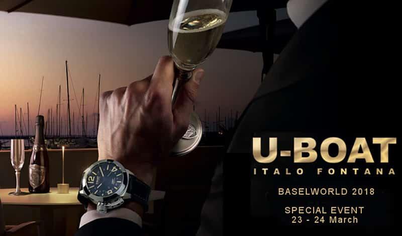 U-BOAT(ユーボート) 腕時計 クラシコ