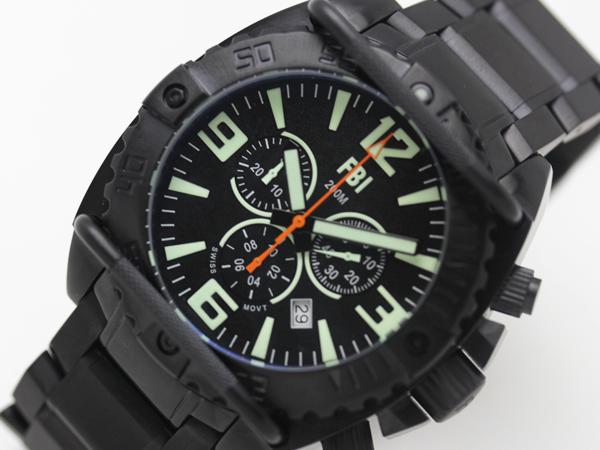 USAGENCY腕時計クロノグラフダイヤル8647