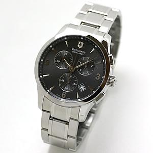 クロノグラフ男性用腕時計「241478」 ビクトリノックス