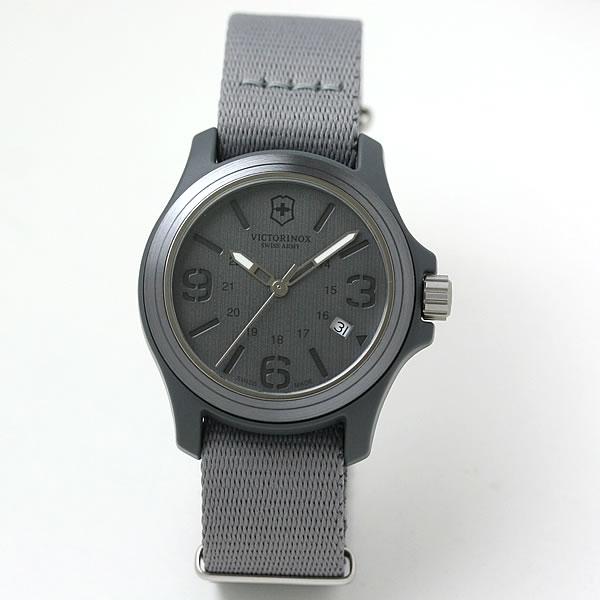 ビクトリノックス 時計 アーミー腕時計