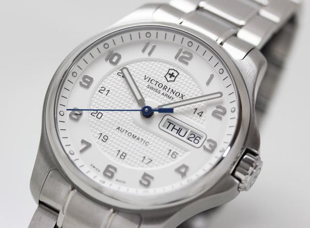 VICTORINOX ビクトリノックス 腕時計 24591-1 オフィサーシリーズ