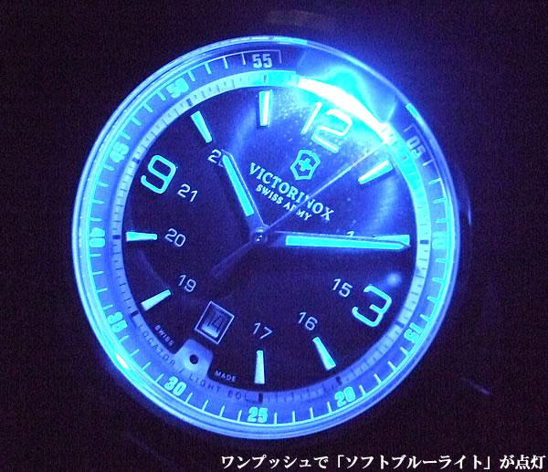 ビクトリノックス スイスアーミー ナイトビジョン 時計