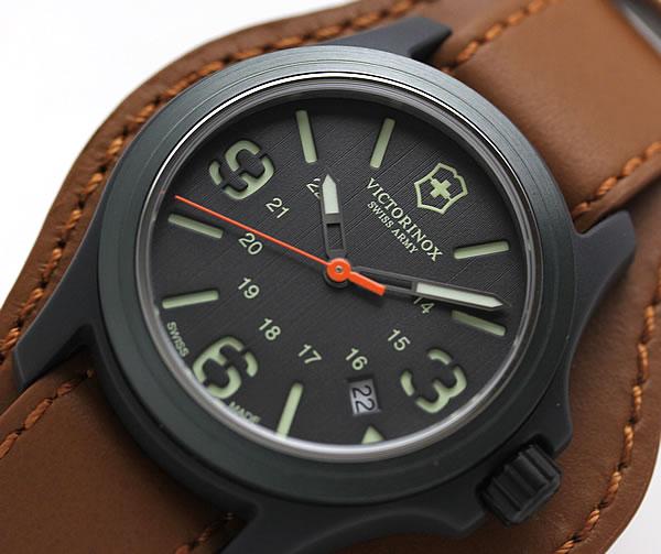 ビクトリノックススイスアーミー時計 オリジナル
