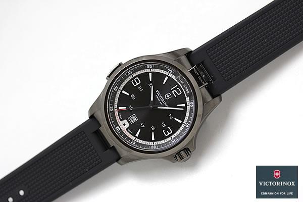 ビクトリノックス スイスアーミー ナイトビジョン 腕時計