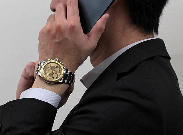 結納返しの贈り物時計に