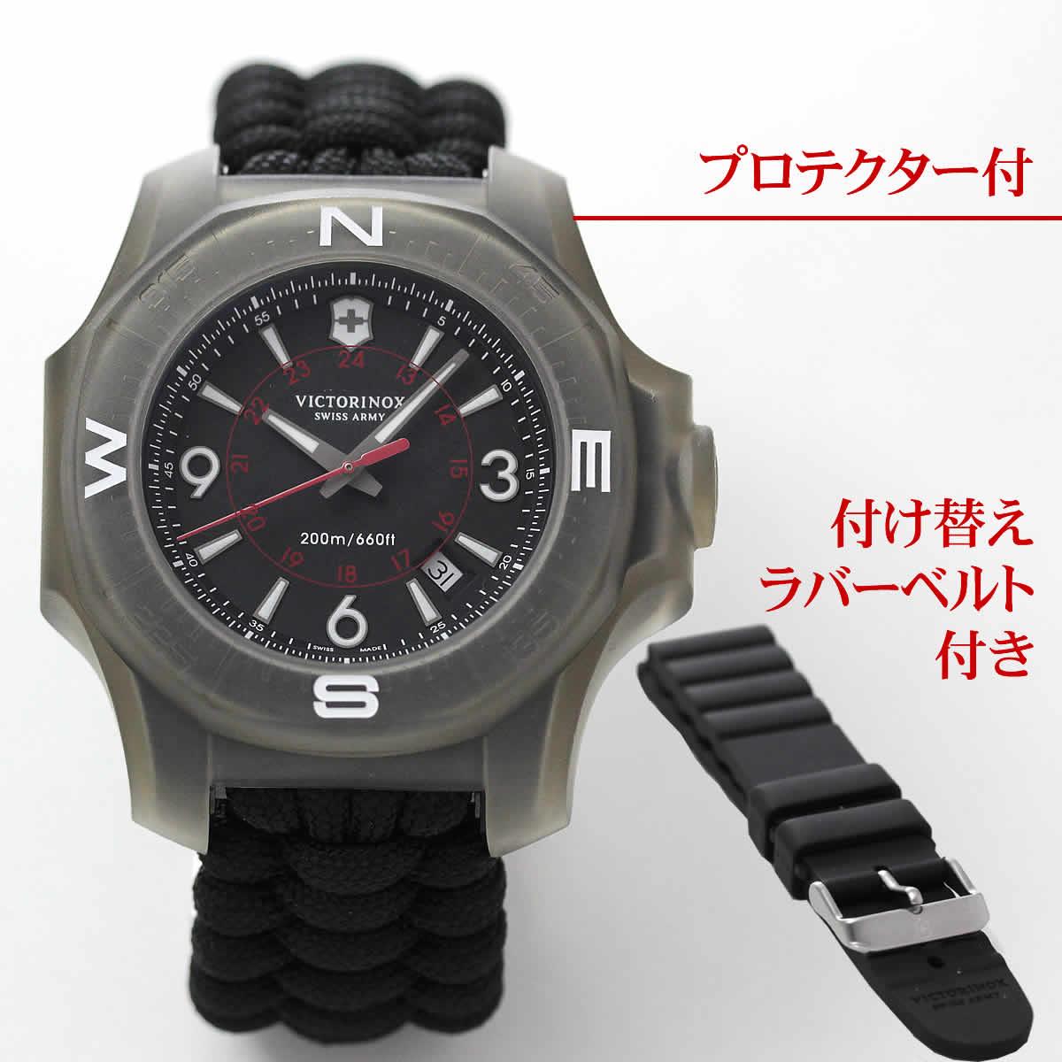Victorinox Swissarmy 腕時計 INOX