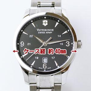VICTORINOX SWISSARMY ケース径40mmの腕時計