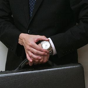 男性用腕時計 ペア