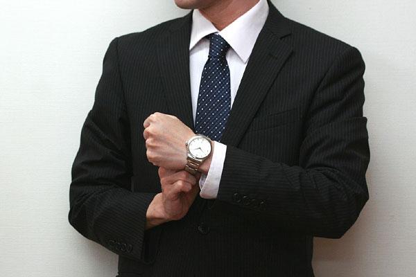 スーツに似合う VICTORINOX SWISSARMY アライアンス