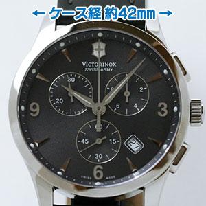 VICTORINOX SWISSARMY ケース径42mmの腕時計