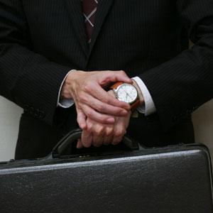 VICTORINOX SWISSARMY 男性着用イメージ