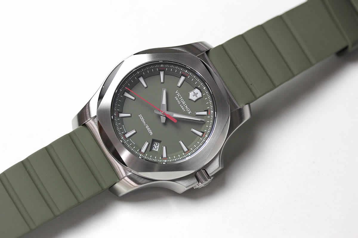 VICTORINOX SWISS ARMY 時計 イノックス