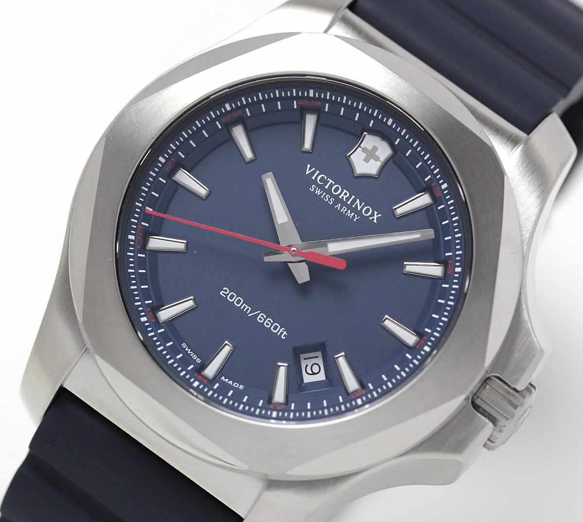 ビクトリノックス時計 スイスアーミー Inox