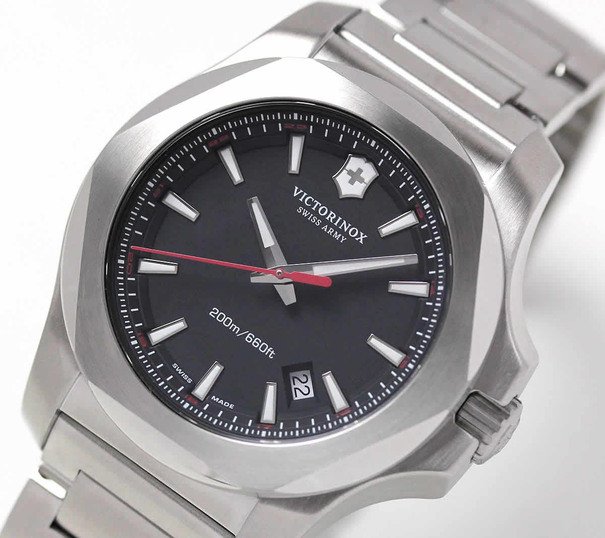 ビクトリノックス スイスアーミー 時計 イノックス